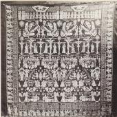 Pokrywa ołtarza z Kościoła Krzyża w Lesznie z 1728 r.