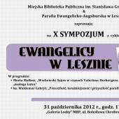 Ewangelicy w Lesznie